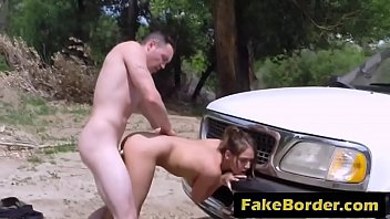 in garage abuse Young man a boy