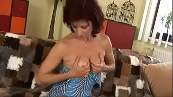 hanjob3 german mature Wife fucking a smll boy with his huge cock