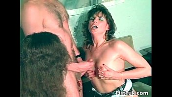 hot german sluts where bdsm action two Duct taped gag