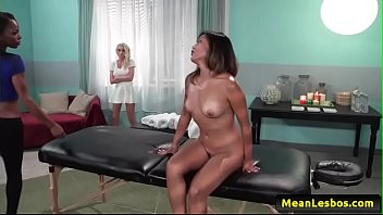 punished 25 and fucked lesbians babes video Niki blond corset