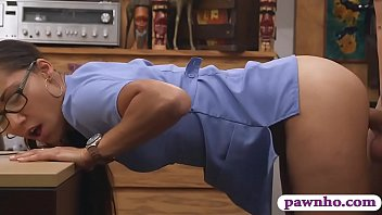 nurse lily ann Masseur does gentle foreplay